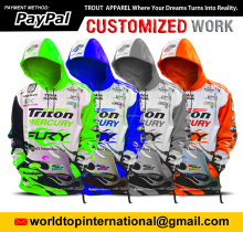 Motocross Hoodies, MX Custom Hoodies, ATV Racing Hoodies With Fine Quality Made By TGW Sublimation Hoodies