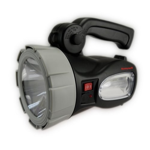Honeywell LED150US, Rechargeable LED Spotlight with Back Up Lantern