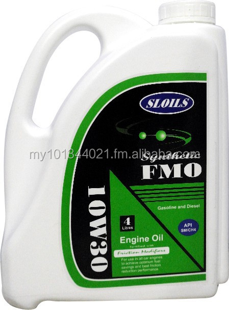 SLOILS FMO1030 Friction Modified Engine Oil