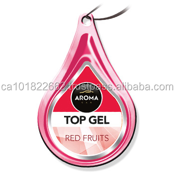 Aroma Car Air Freshener TOP GEL