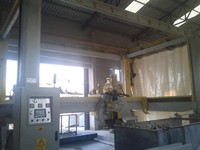 Marble Block Cutting machine with four column