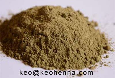 Bulk sale natural henna powder in 20 kg