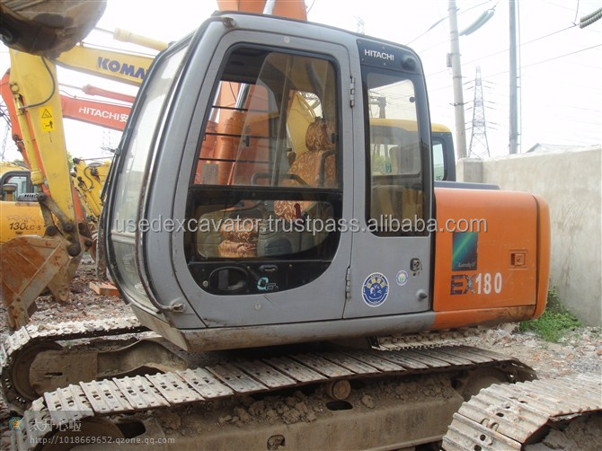 Used excavator Hitachi EX120-5 Used 12ton earth moving machinery for sale