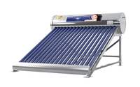 Best selling solar water heater Gold