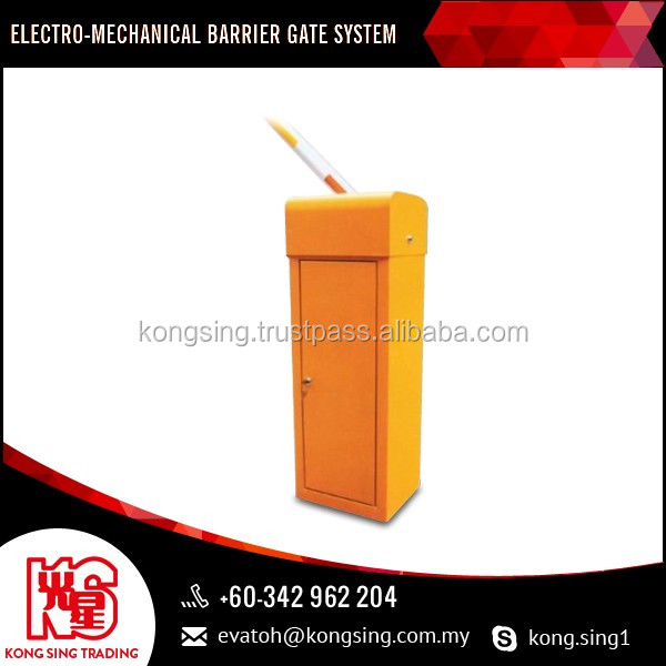 Heavy Duty High Opening Speed Parking Barrier Gate Manufacturer
