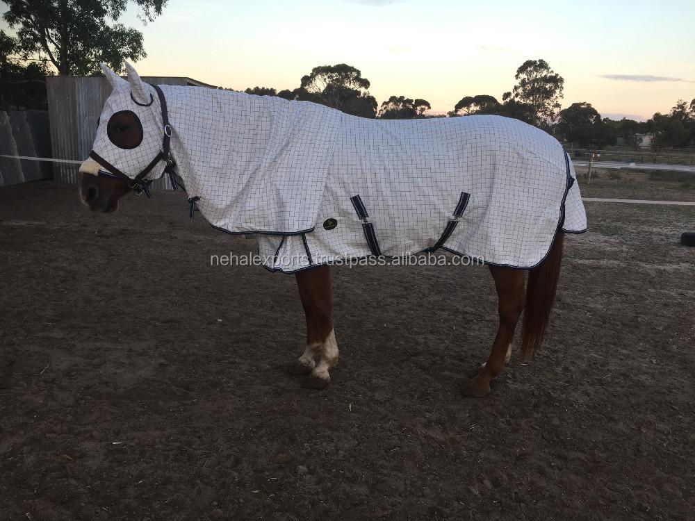 Summer Cotton Horse Rug Supplieranufacturers At Alibaba Com