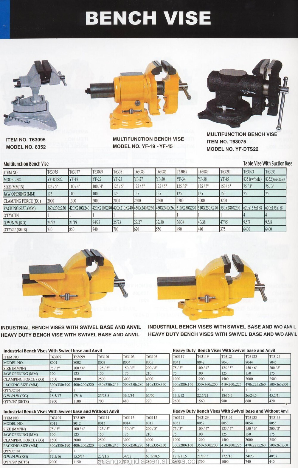 Bench Vise Sizes 28 Images Turntable In Various Sizes