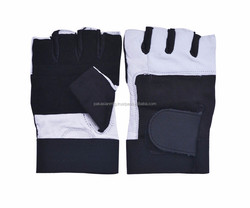 Power Weight Lifting Gloves Elastic Wrist - Custom Design