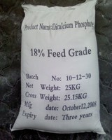 Dicalcium Phosphate Feed Grade at Factory Price