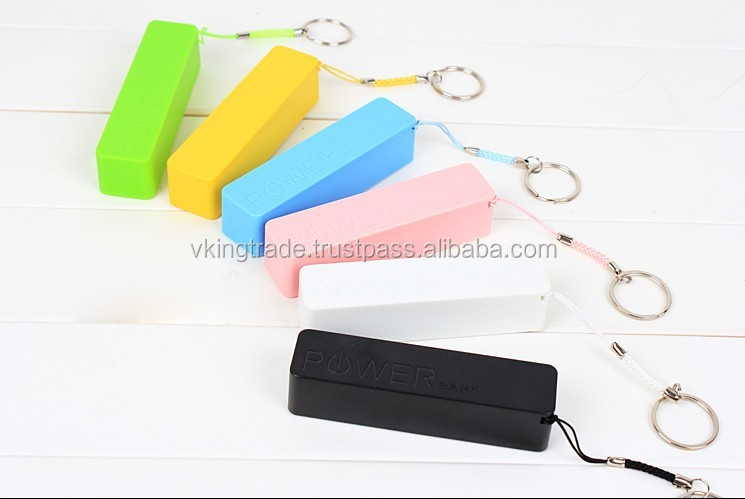 Vking Dual Port Perfume Charging Treasures Long Lifespan battery chargers 2600Mah