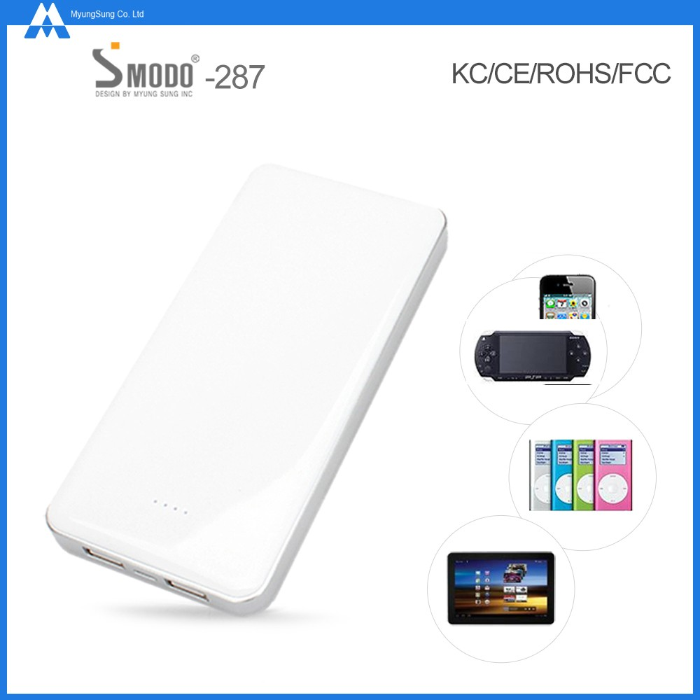 Quick charging portable charger 12000mah accessories for apple phone and ipad