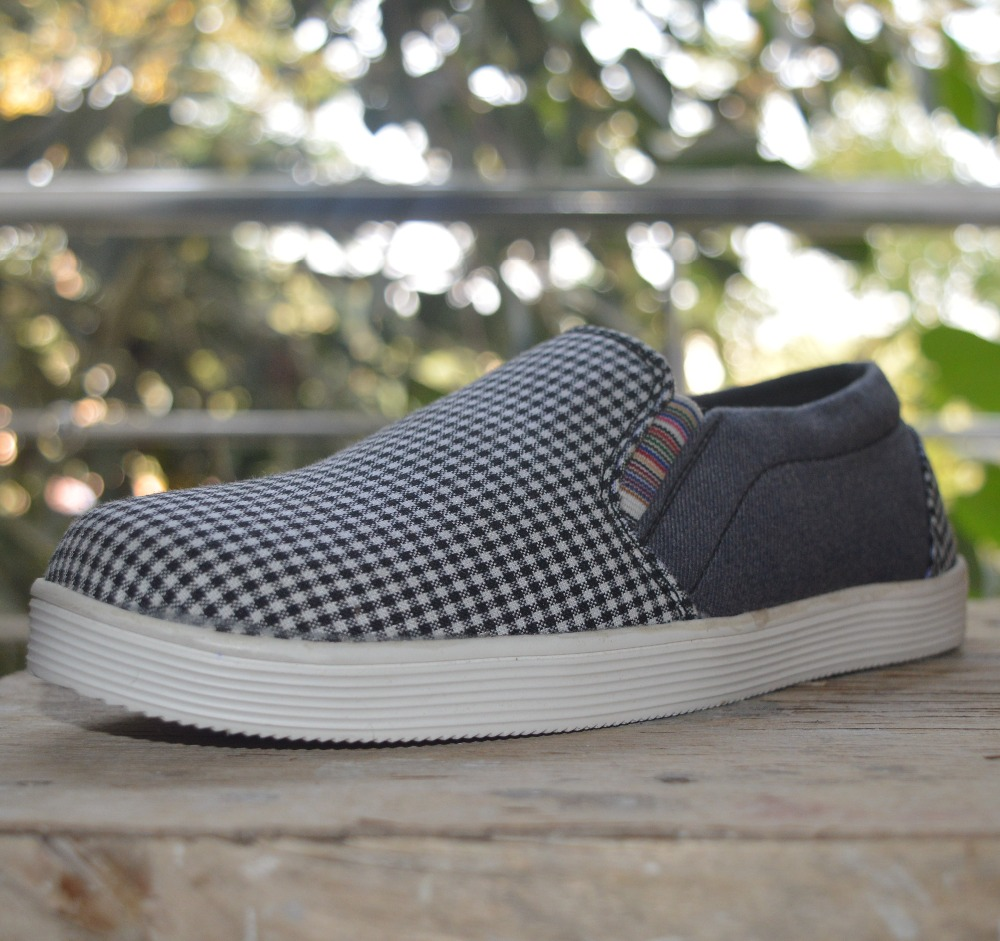 Men's Synthetic Slip-on Casual Shoes ZQSZ001