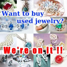 Used Quartz jewelry loose wholesale [Pre-Owned Jewelry Business Consulting Company]