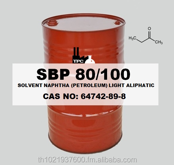 SBP 80/100 - Eco Solvent naphtha petroleum light aliphatic