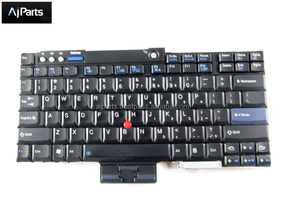 Laptop keyboard for lenovo for IBM R400 T410 E40 E50 series laptop keyboard US UK SP RU PO layout