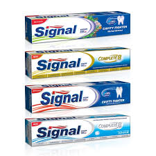 Signal Toothpaste for Hotels