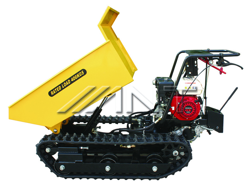 BY400 Mini Dumper 400kg hydraulic mini dumper