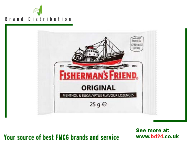 F/FRIEND ORIGINAL LOZENGES * 25 G