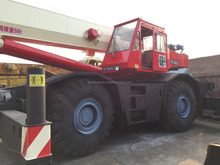 Used tadano rough terrain crane 50 ton, TR500EX , from Japan