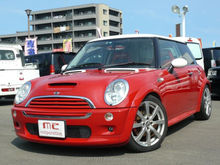 Good looking and Popular gasoline car MINI COOPER S 2005 used car with Good Condition