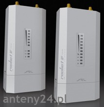 Ubiqutit Networks ROCKET M5 TITANIUM 5GHz BaseStation Point-to-Point (PtP) or Point-to-MultiPoint (PtMP)