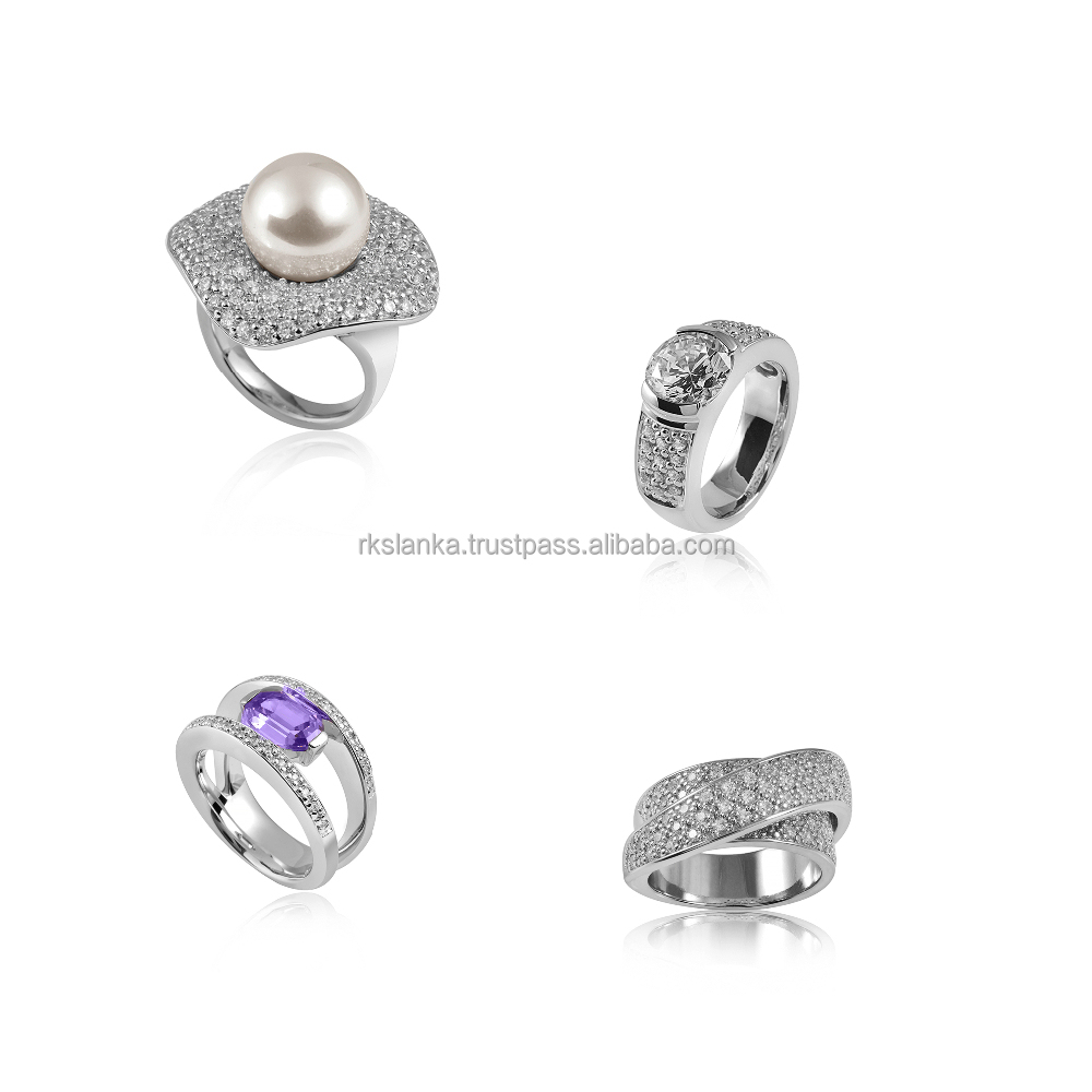 Wholesale Silver 925 Rings