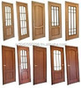 SOLID WOOD ENTRY -INTERIOR AND EXTERIOR DOOR