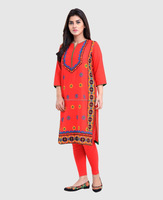 women's cotton pakistani kurti