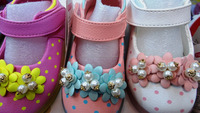 hot sale fall children girl colourful flat casual shoes fancy baby girl shoes