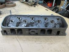 1967 Big Block Chevy 396 427 Rectangle Port Cylinder Heads 3904391 391