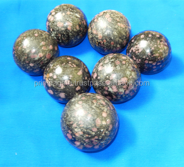 Ruby Spinal Matrix Spheres For Sale