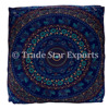 Indian Large Mandala Dog Bed Cotton Pet Cushion Ethnic Meditation Dog Pillow Bed