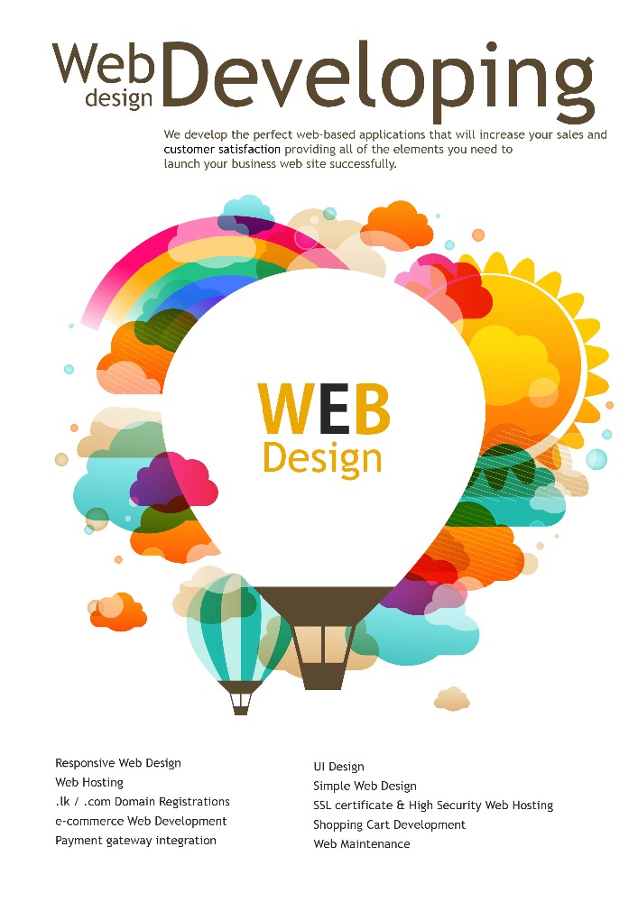 Web, Mobile , Software developing and design