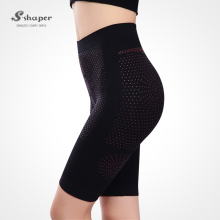 S-SHAPER Woman Far Infrared Body Shaper Mid Thigh Pants