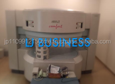 Reliable secondhand MRI for used medical hospital equipment available in various brands