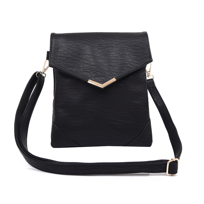 Wholesale Women Latest Arrow Fold Design Handbag Ladies Carly Cross Body Bag