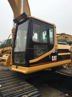 caterpillar 336D CAT 311D 321E used excavator for sale canada in shanghai china