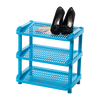 Light Wholesale 3 Tier Plastic Cheap Shoe Organizer Shoe Rack