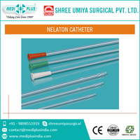 CE/ISO Certified Transparent PVC Nelaton Catheter at Affordable Price