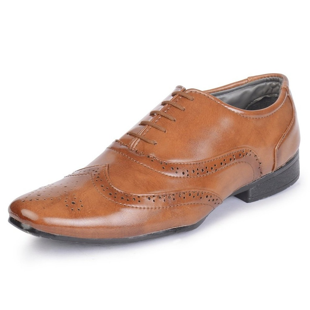Mens High Quality Genuine Leather shoes
