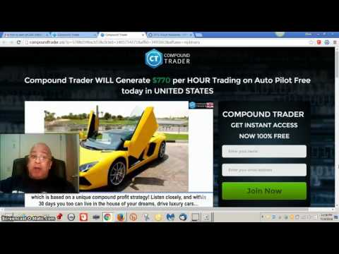 Compound Trader Review - Will Compound Trader Make You RICH? Live Proof