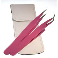 New Eyelash Extension Tweezers / Lash Extension Tweezers / Sharp Pointed beauty body hair electronic