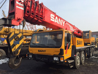 USED 50Ton SANY Mobile Crane QY50C For Sale In China