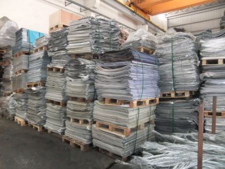 High quality Aluminum sheet scrap