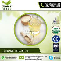 Bulk Supplier of Organic Sesame Oil at Low Price
