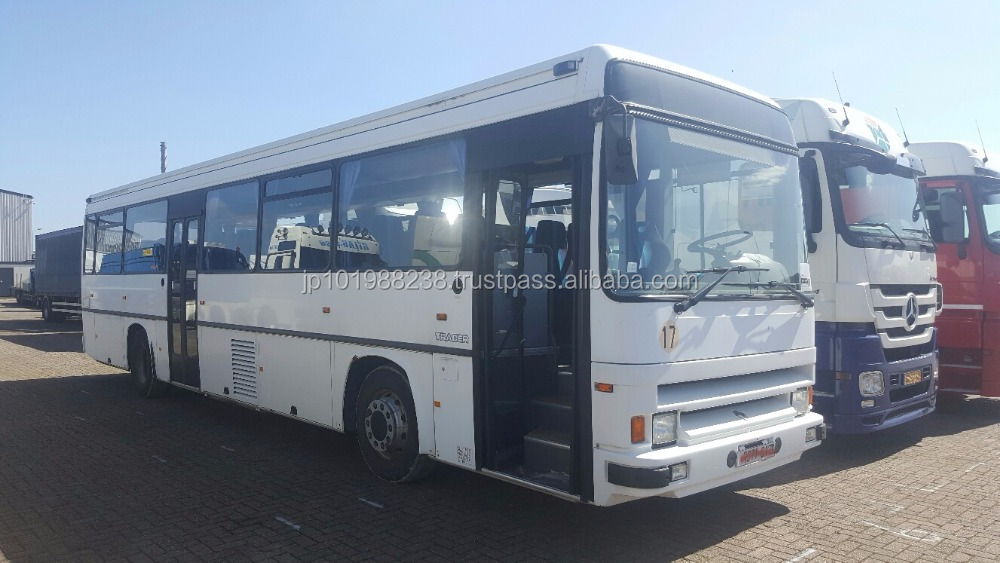 USED BUSES - 10X RENAULT TRACER BUS (RHD 821577)