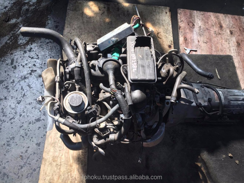 Used Engine Toyota 3Y a/t 2wd | Japanese used auto parts/used engine of toyota/used car engine/used gasoline engine