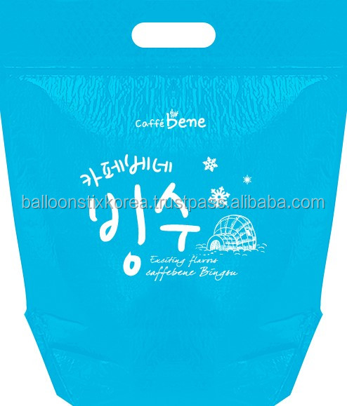 Promotional design Cool Retention Bag for Take out beverage and cake