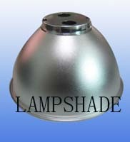 OEM Customized wholesale cheap aluminum ball metal spinning lamp shade Supplier