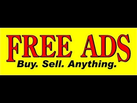 free advertisements